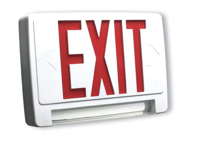 Tamlite Exit Combo Units